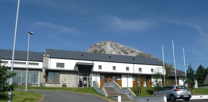 Errigal Youth Hostel Installs A Gilles Pellet Boiler