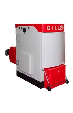 giles wood chip boiler