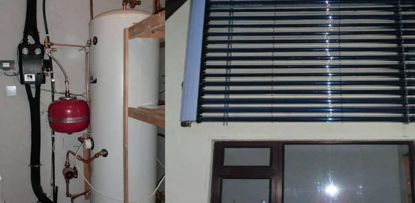 Glenealy Town Hall Installs Pellet Boiler And Solar Tubes