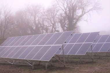 Solar Panels Installed At Pembrokestown House By Waterford Company Enerpower