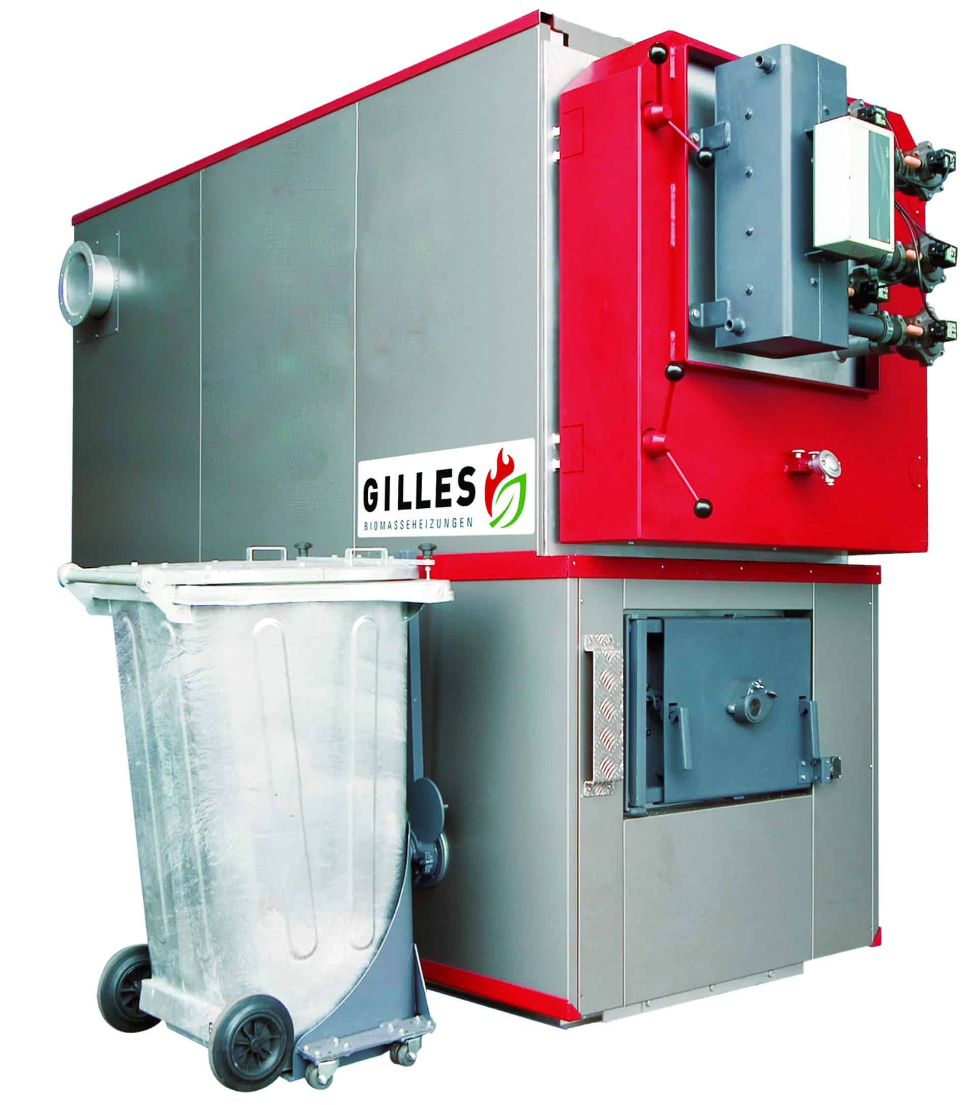 Glles Industrial Boiler