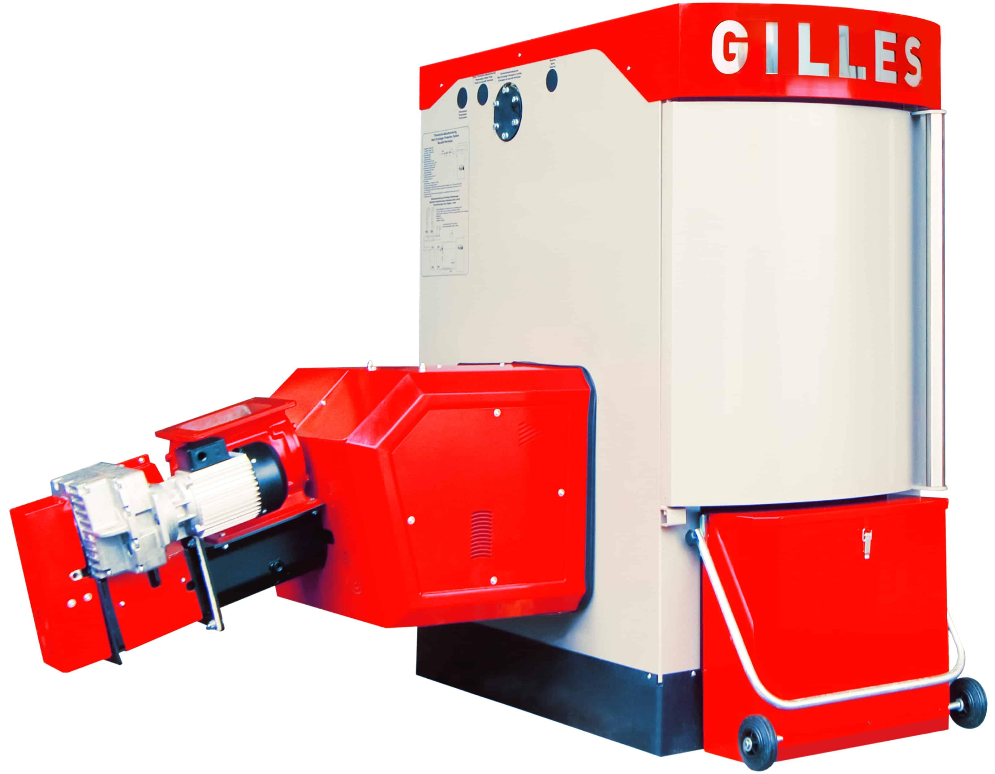 Gilles Wood Chip Boiler