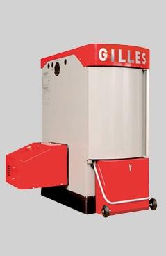 Gilles biomass Boiler