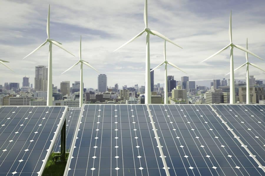 Why cities are so well-suited to renewable-energy growth