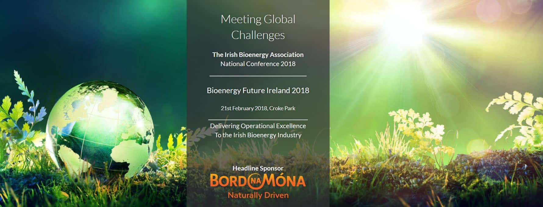 Enerpower to attend the Irbea National Bioenergy Conference Wed 21st