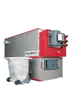 Biomass boiler ireland