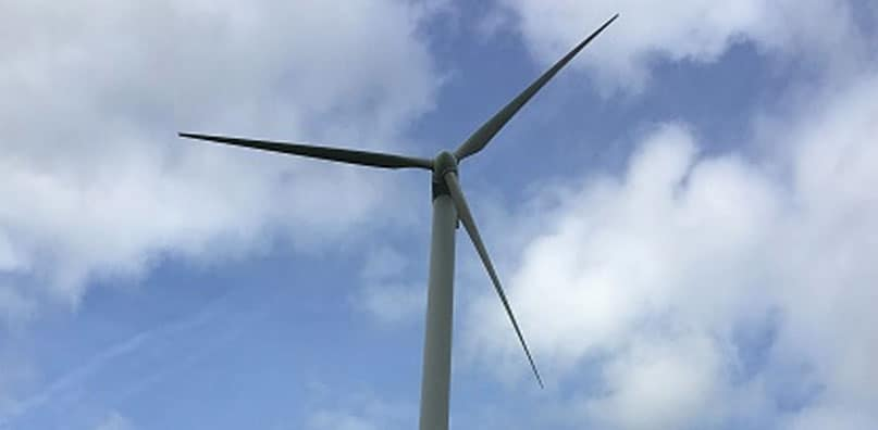 Wind Turbine Glenmore Co. Kilkenny