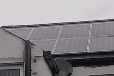 2.0kwp Solar Pv System Installed In Louth