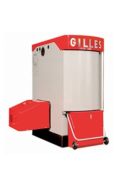 Wood Pellet biomass Boiler ireland