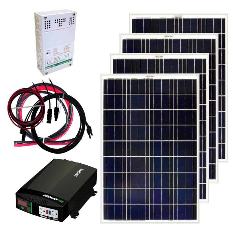 Solar PV Ireland Kit by Enerpower