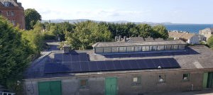 solar panel installation in wicklow