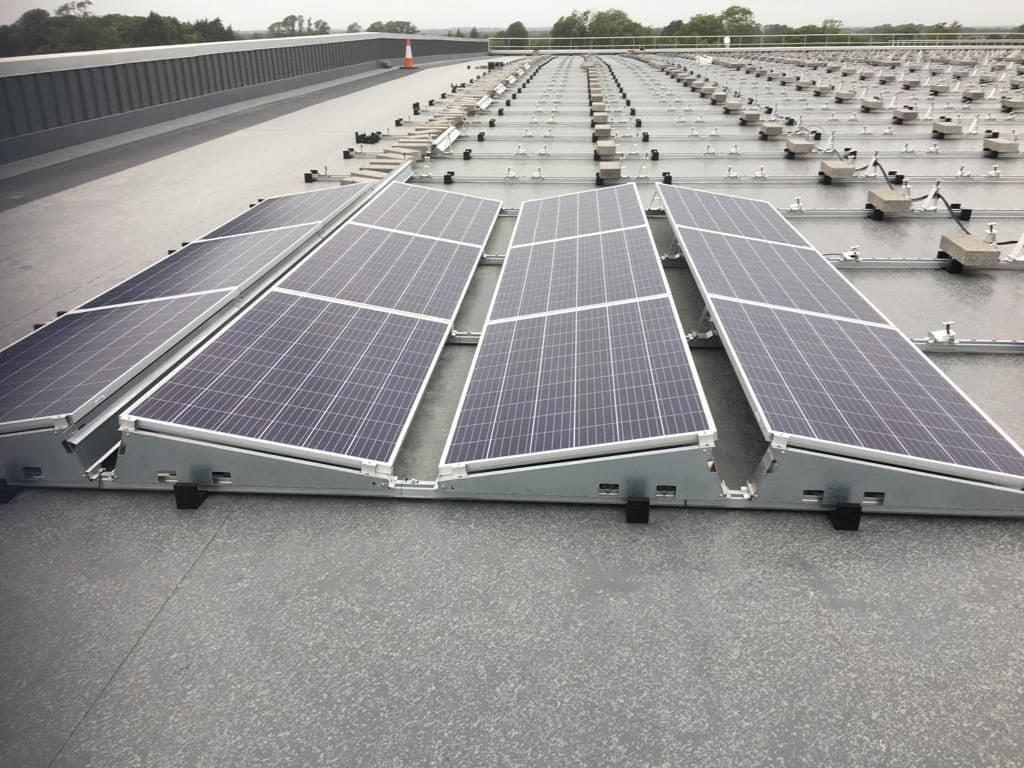 PV Panel Installations