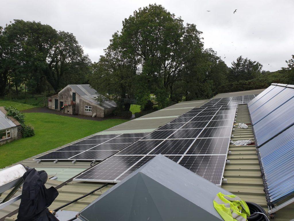 PV Panel Installation
