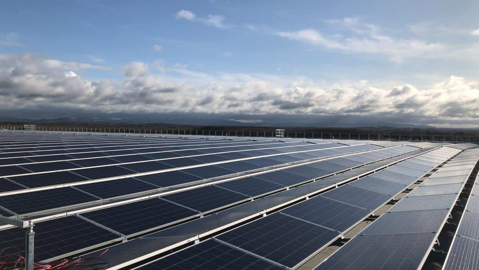 Largest Solar Array